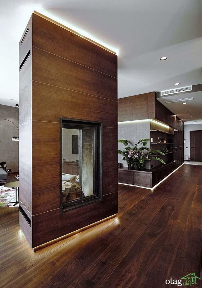دکوراسیون شیک منزل ایرانی بسیار زیبا ولوکس با طراحی خلاقانه