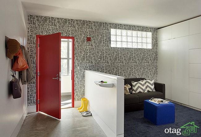 دکوراسیون-ورودی-آپارتمان (25)