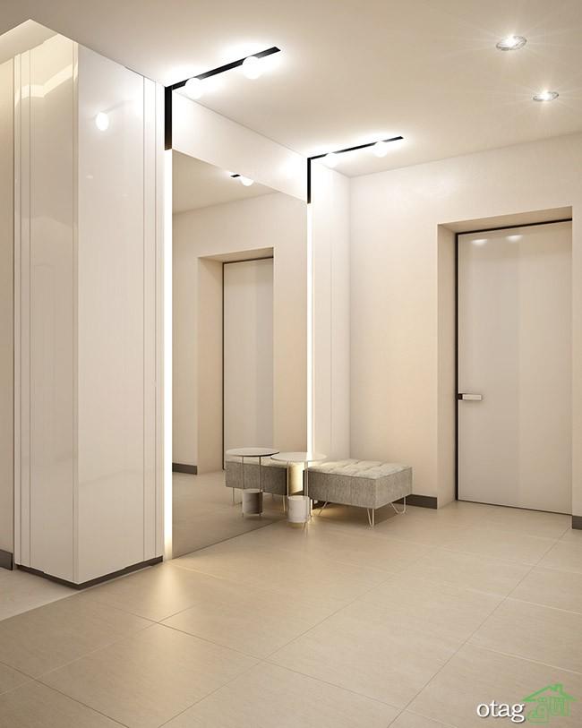 دکوراسیون-ورودی-آپارتمان (4)