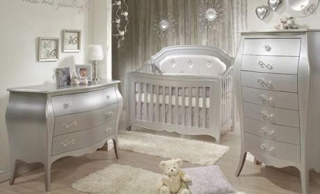 30 مدل دیزاین اتاق نوزاد برای شروع زیبا و آرام زندگی