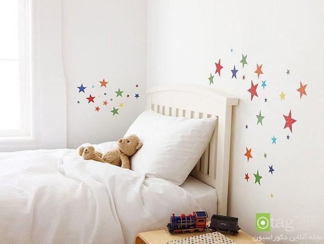 راهنمای خرید استیکر اتاق کودک - برچسب دیواری (1)