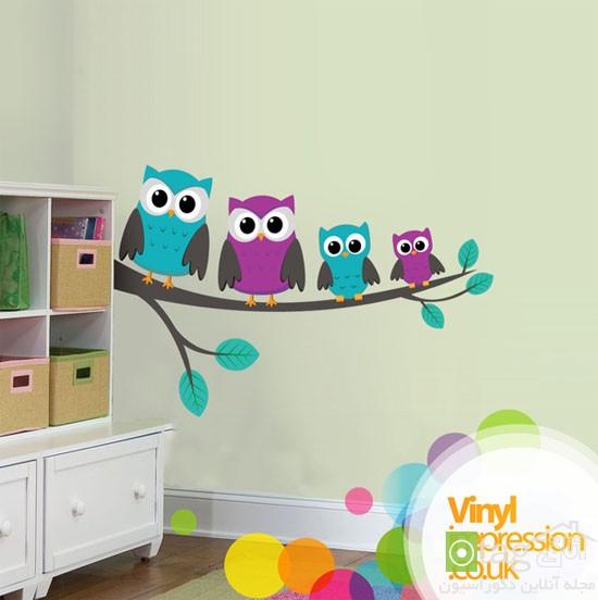 راهنمای خرید استیکر اتاق کودک - برچسب دیواری (3)