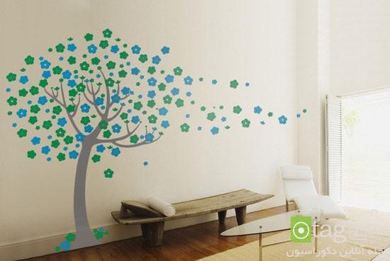 راهنمای خرید استیکر اتاق کودک - برچسب دیواری (6)