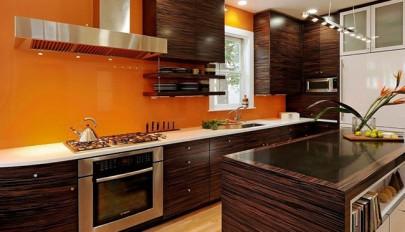 راهنمای انتخاب رنگ آشپزخانه با ایده های جدید و بروز