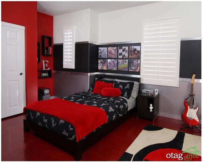 رنگ-اتاق-خواب-دخترانه (5)