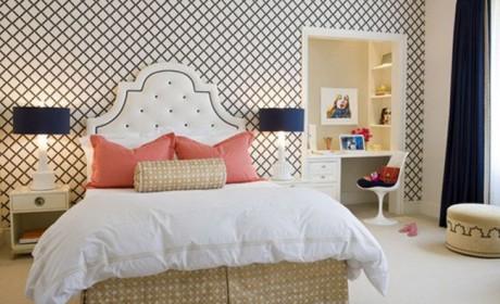 مدل های خلاقانه و شاد رنگ اتاق خواب کودک / 30 مدل عکس جدید