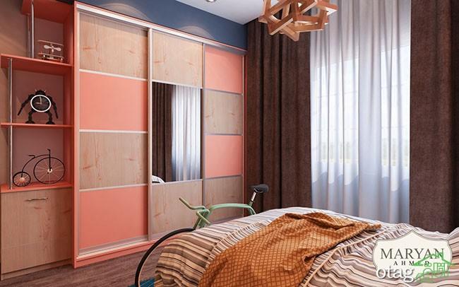 رنگ-دیوار-اتاق-کودک (13)