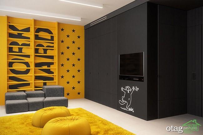 رنگ-دیوار-اتاق-کودک (4)