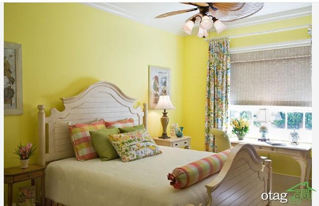 رنگ-زرد-در-اتاق-خواب (18)