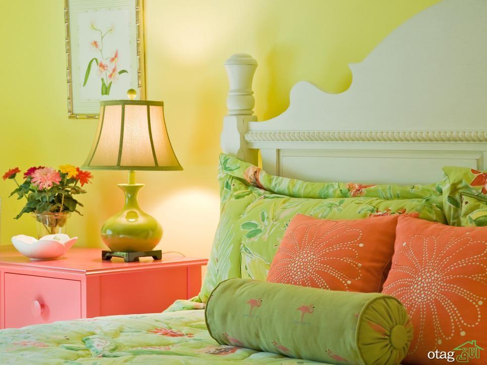 رنگ-زرد-در-اتاق-خواب (2)