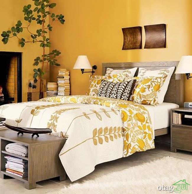 رنگ-زرد-در-اتاق-خواب (24)