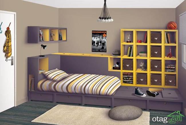 رنگ-زرد-در-اتاق-خواب (5)