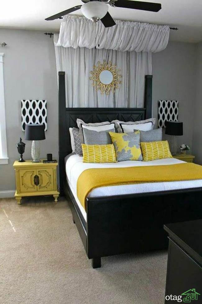 رنگ-زرد-در-اتاق-خواب (9)