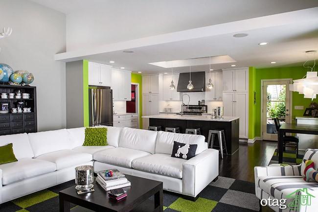 رنگ-سبز-در-اتاق-نشیمن (2)