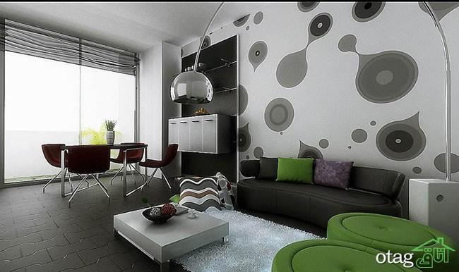 رنگ-سبز-در-اتاق-نشیمن (9)