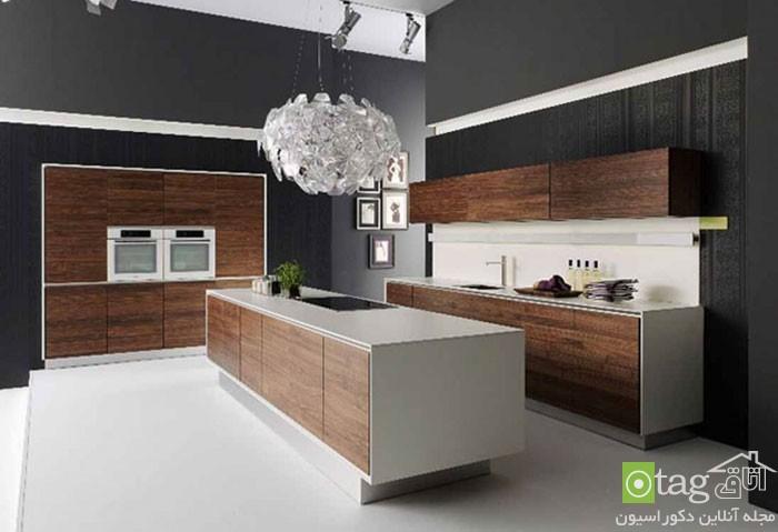 روشهای منحصر بفرد طراحی آشپزخانه مدرن شیک (3)