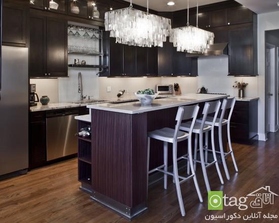 روشهای منحصر بفرد طراحی آشپزخانه مدرن شیک (4)