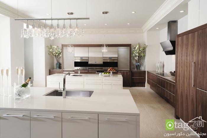 روشهای منحصر بفرد طراحی آشپزخانه مدرن شیک (7)
