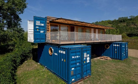 مدل ساخت خانه با کانتینر در ایران و خارج کشور + قیمت کانتینر