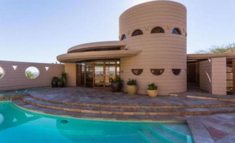آشنایی با سبک فرانک لوید رایت در طراحی نمای خارجی و داخلی