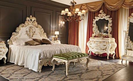 25 نمونه سرویس خواب عروس سفید رنگ با دیزاین زیبا و مدرن