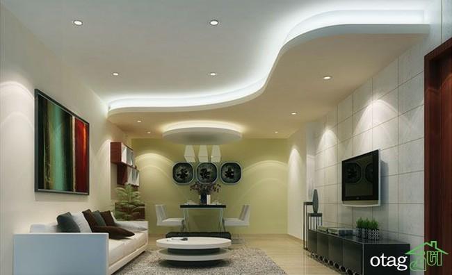 چراغ دیواری  استیل مدرن