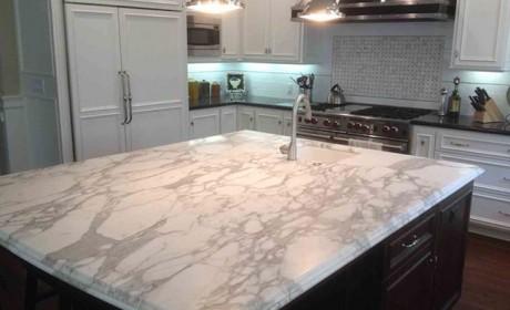 مدل های جدید صفحه کانتر آشپزخانه از جنس سنگ مرمر بسیار زیبا