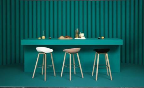 جدیدترین مدل های صندلی بار و اپن آشپزخانه در 30 عکس متفاوت