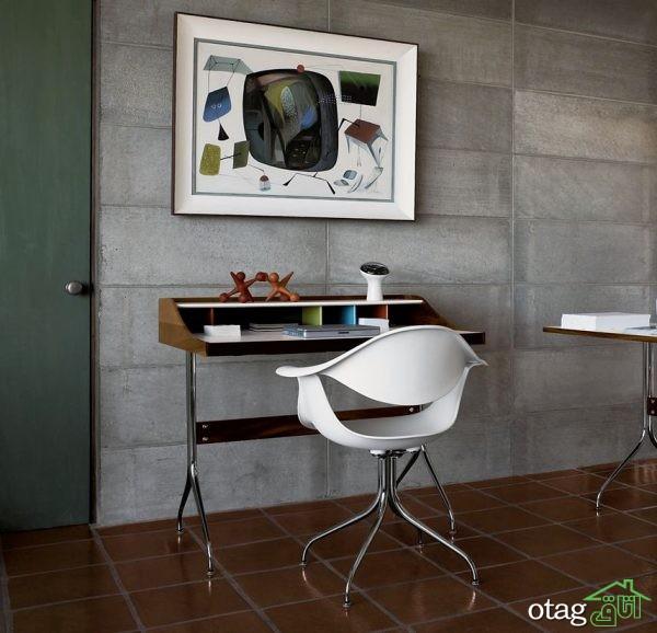 مدل های ارگونومیک صندلی و میز تحریر اداری و خانگی