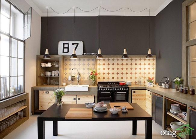 طراحی-آشپزخانه-صنعتی (10)
