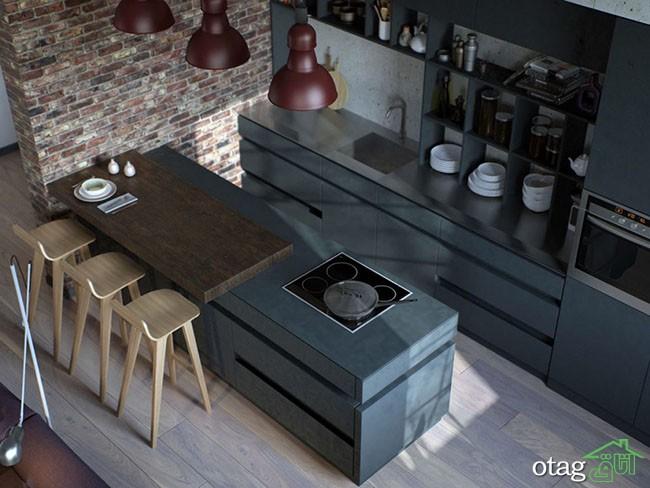 طراحی-آشپزخانه-صنعتی (12)
