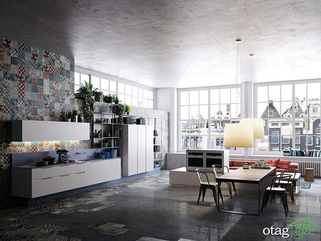 طراحی-آشپزخانه-صنعتی (14)