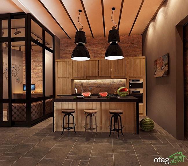 طراحی-آشپزخانه-صنعتی (15)