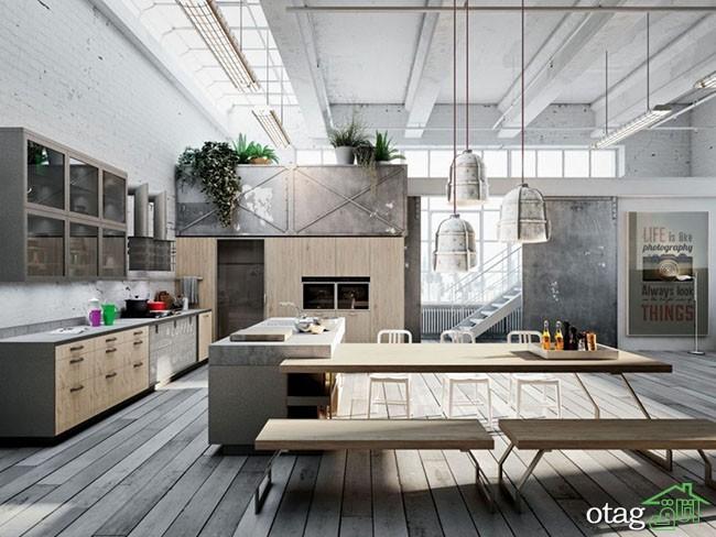 طراحی-آشپزخانه-صنعتی (16)