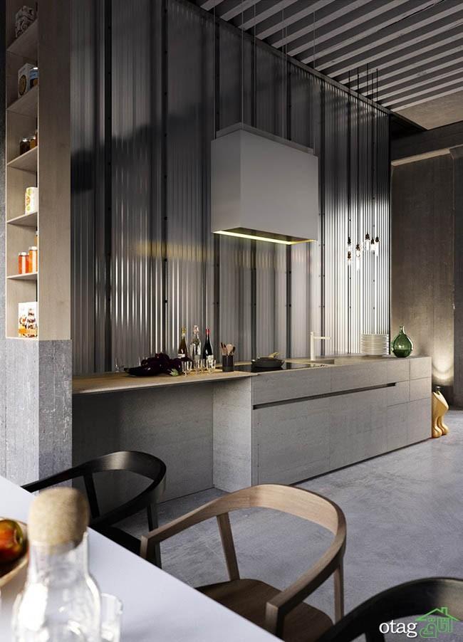 طراحی-آشپزخانه-صنعتی (19)