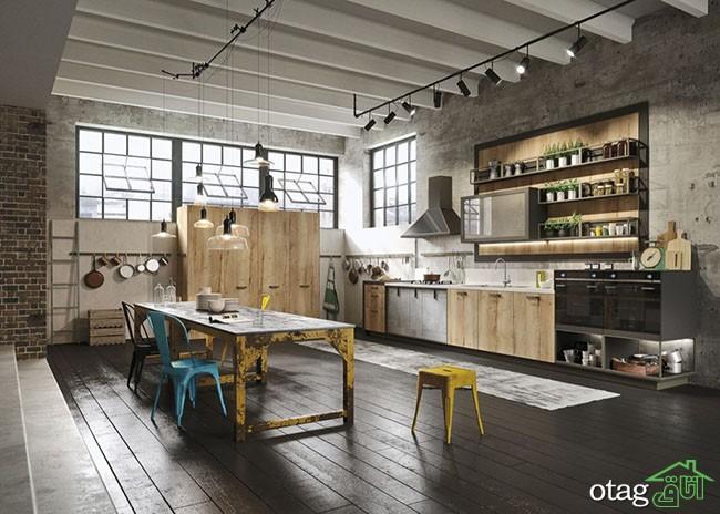 طراحی-آشپزخانه-صنعتی (2)