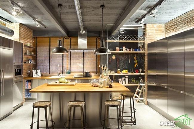 طراحی-آشپزخانه-صنعتی (21)