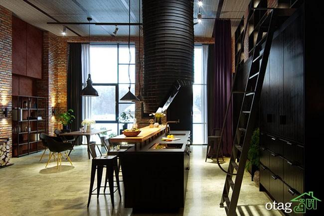 طراحی-آشپزخانه-صنعتی (24)