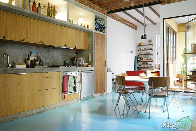 طراحی-آشپزخانه-صنعتی (25)