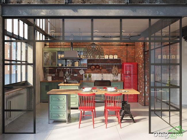 طراحی-آشپزخانه-صنعتی (3)