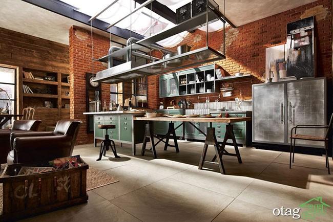 طراحی-آشپزخانه-صنعتی (4)