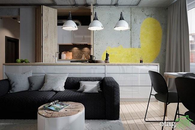 طراحی-آشپزخانه-صنعتی (7)