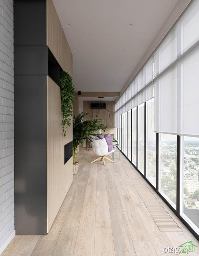 طراحی-داخلی-با-چوب (9)