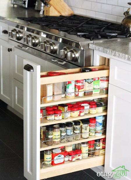 طراحی دکوراسیون آشپزخانه حرفه ای (10)