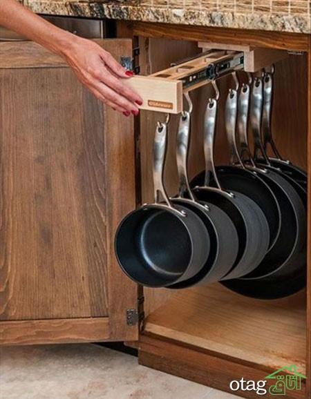 طراحی دکوراسیون آشپزخانه حرفه ای (11)