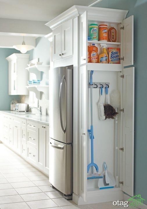 طراحی دکوراسیون آشپزخانه حرفه ای (6)