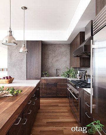 طراحی دکوراسیون آشپزخانه حرفه ای (8)