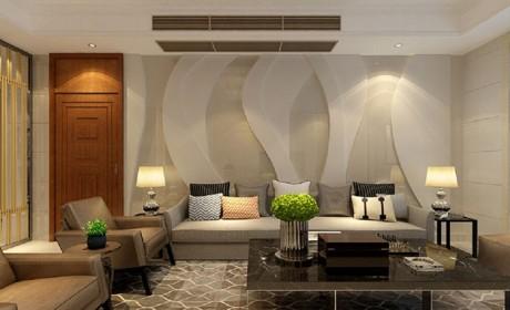 مدل های بسیار شیک و زیبای طراحی دیوار پذیرایی با مصالح متنوع