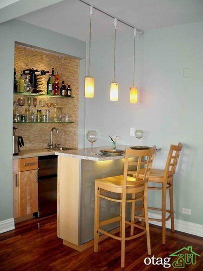 طراحی دیوار پشت ظرفشویی آشپزخانه (12)