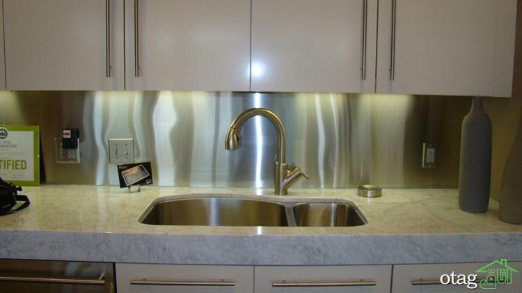 طراحی دیوار پشت ظرفشویی آشپزخانه (15)